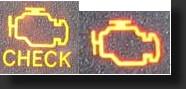 Объяснения лампочек на щитках приборов авто
