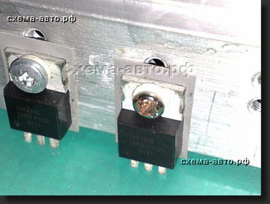 полевые транзисторы фото