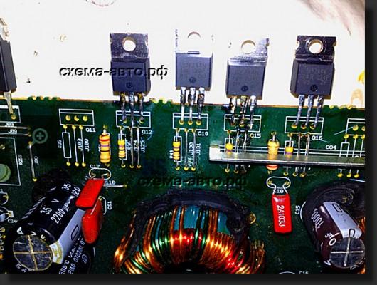 Ремонт автомобильного усилителя ЛАДА фото