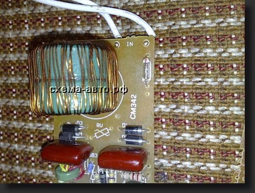 зарядное устройство схема фото