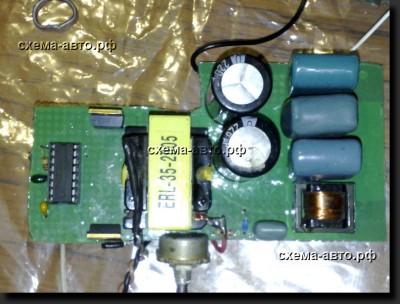 Простой инвертор 12-220 Вольт на 100 ватт своими руками