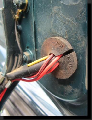 Открытие багажника с кнопки своими руками на ваз 2107