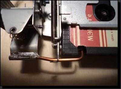 Кассетная магнитола - делаем линейный вход (AUX)