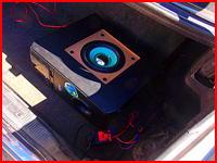 DSCN31181 - Усилитель от домашнего кинотеатра в машину